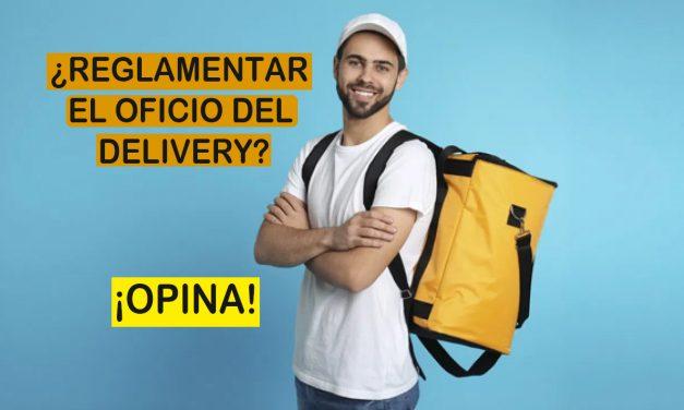 Parlamento venezolano estudia ley para regular el oficio del delivery